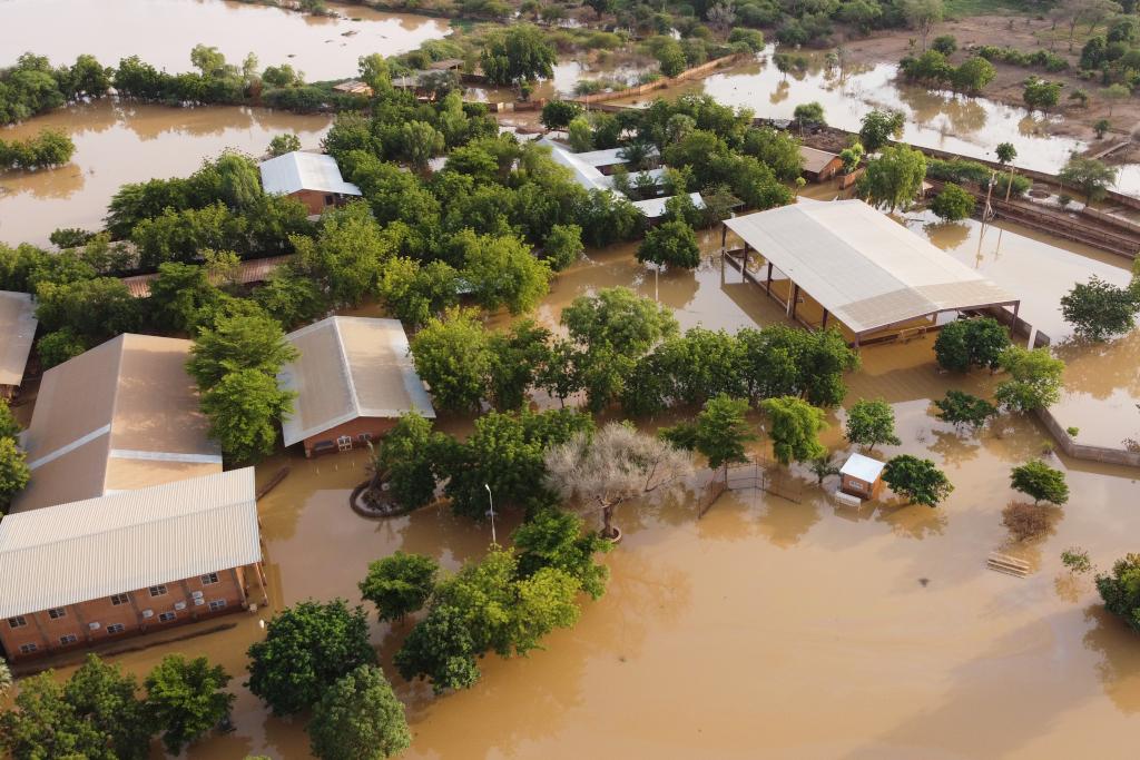 alluvione in Niger