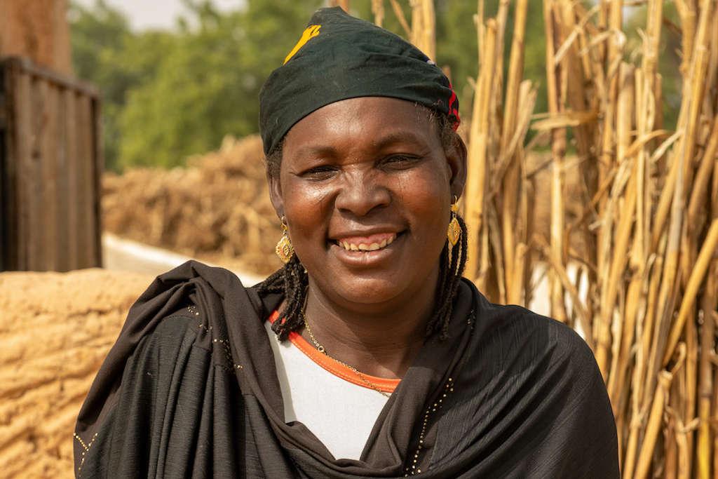 Kemila, operatrice socio sanitaria in Niger